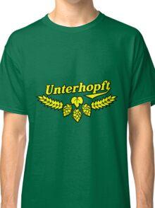 Unterhopft - das Original Classic T-Shirt