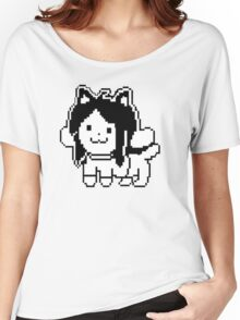 Undertale Temmie Women's Relaxed Fit T-Shirt