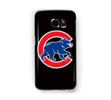 Chicago Cubs logo 2016 Samsung Galaxy Case/Skin