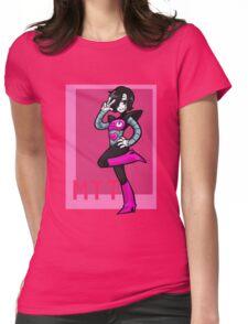METTATON Womens Fitted T-Shirt