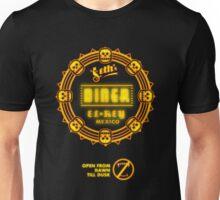 Seth's Diner, Neon Unisex T-Shirt