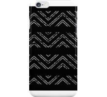 ZigZag Pattern iPhone Case/Skin