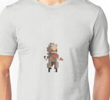 Revolver Ocelot Pixelart Unisex T-Shirt