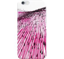 Abstract Field iPhone Case/Skin