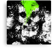 Rorschach MM Canvas Print