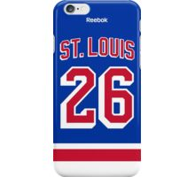 New York Rangers Martin St. Louis Jersey Back Phone Case iPhone Case/Skin