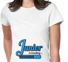 Junior Is Loading … Womens Fitted T-Shirt