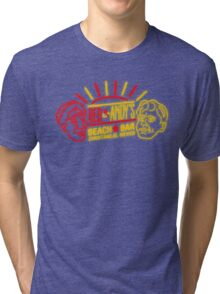 Red and Andy's Beach Bar, Zihuatanejo Tri-blend T-Shirt