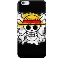 Straw Hat Pirates iPhone Case/Skin