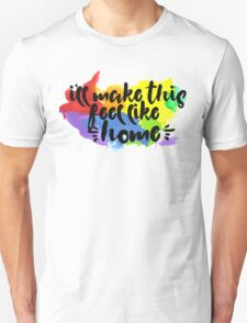 Home .queer Unisex T-Shirt