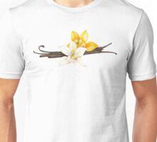 Watercolor vanilla vignettes Unisex T-Shirt