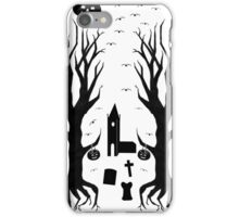 Halloween 2015 Design The White Side iPhone Case/Skin