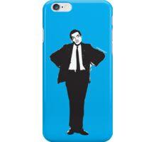 The genius of Mr Bean iPhone Case/Skin