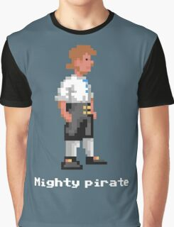 Mighty Pirate V2 Graphic T-Shirt