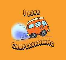 I love campervanning Unisex T-Shirt