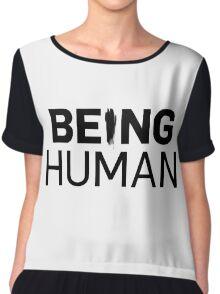 Being Human Chiffon Top