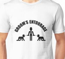 Groom's Entourage (Stag Party)  Unisex T-Shirt