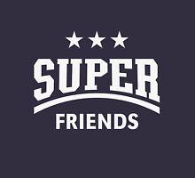 Super Friends (White) Unisex T-Shirt