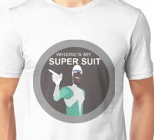 Frozone-Incredibles Unisex T-Shirt