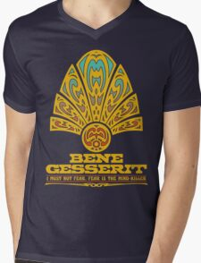 Dune BENE GESSERIT Mens V-Neck T-Shirt