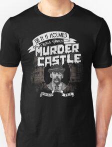 Dr. H. H. Holmes - Murder Castle Unisex T-Shirt