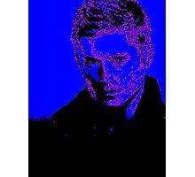 Supernatural Dean Winchester Photographic Print