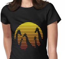 Giraffes / Giraffen / Girafes / Jirafas / Giraffe Womens Fitted T-Shirt