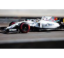 Formula 1 Monaco 2016 Photographic Print