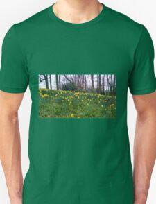 Daffodils Rising Unisex T-Shirt