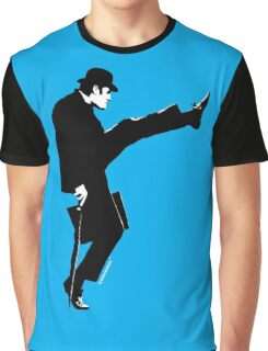 John Cleese Ministry of Silly Walks Graphic T-Shirt