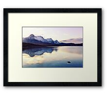 Ben Loyal Dawn Framed Print