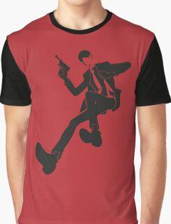 Lupin III Graphic T-Shirt