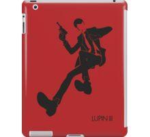 Lupin III iPad Case/Skin