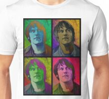 Elliott Smith pop art  Unisex T-Shirt