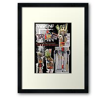 everyone Framed Print