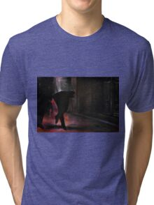 Walking on air, 2014, 120-80cm, oil on canvas Tri-blend T-Shirt