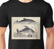 Naturgeschichte in Bildern mit erläuterndem Text E Strack 1820 Lief 1 Mammals 082 Unisex T-Shirt