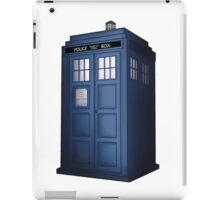 Doctor Who Box iPad Case/Skin