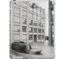 Urban Living Room, 2011, 50-70cm, grafit on paper iPad Case/Skin