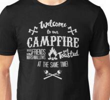 Marshmallows Campfire Humor Unisex T-Shirt