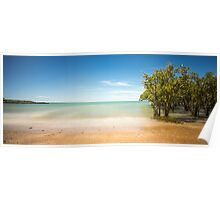 Town Beach, Broome Poster