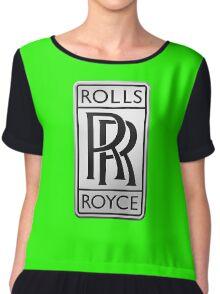 Rolls Royce Chiffon Top