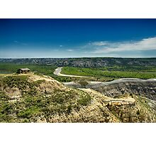 Theodore Roosevelt National Park 2 Photographic Print