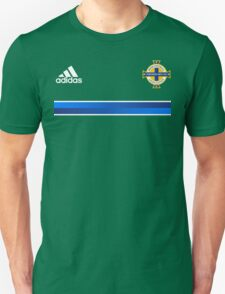 Northern Ireland Soccer / Football Unisex T-Shirt