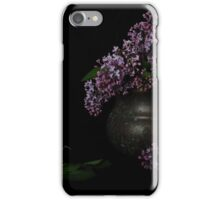 Lilacs and Patina iPhone Case/Skin