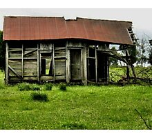"""This Old House""... prints and products Photographic Print"