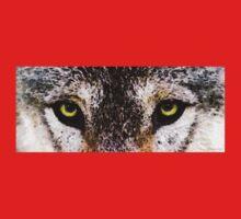 Wolf Eyes One Piece - Short Sleeve