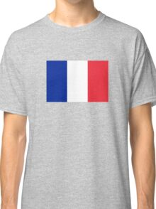 Guadeloupe & Martinique Flag Duvet Sticker T-Shirt Cell Phone Case Classic T-Shirt