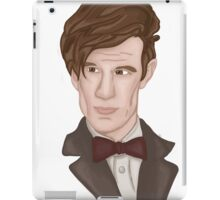 Doctor WHO 11 Eleventh Doctor iPad Case/Skin