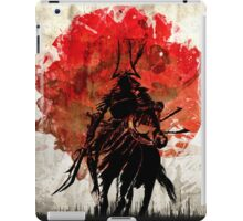 The way of the sword iPad Case/Skin